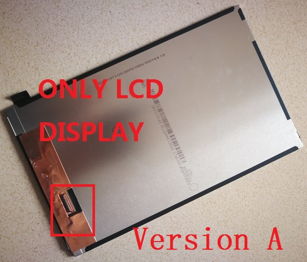 8INCH LCD matrix display For TECLAST p80h D4C8 Screen Display TABLET pc Parts Free Shipping 8 inch lcd display screen for toshiba encore wt8 a wt8 at01g tablet pc accessories parts free shipping