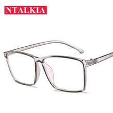 Fashion glasses frames woman retro ultra-light eyeglass frame mirror men and women clear lens transparent eyeglasses eyewear цена