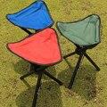 Reisen Camping Stativ Dreieckige Klapp Hocker Stuhl Faltbare Angeln Stühle Tragbare Angeln Mate Falten Stuhl|Anglerstühle|   -