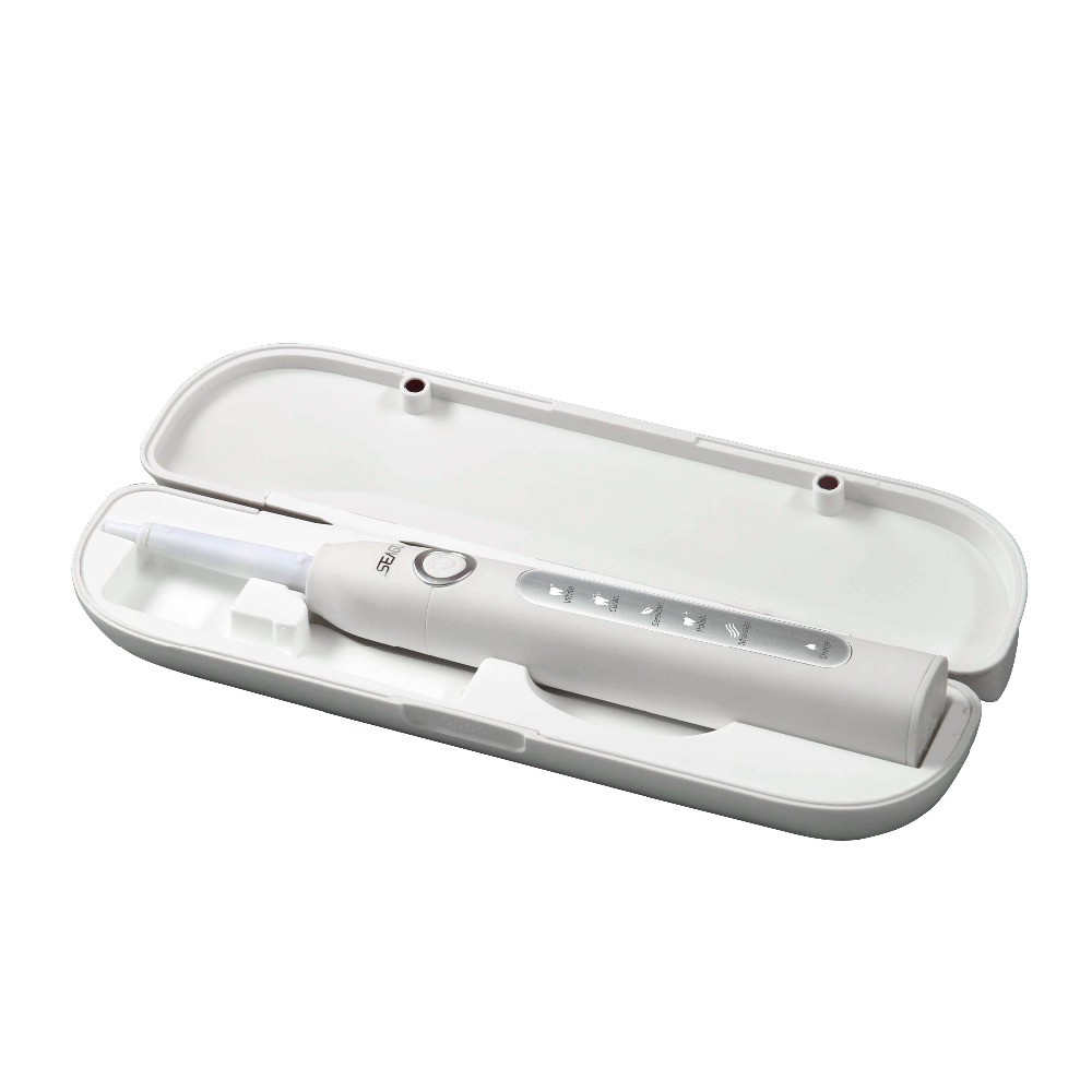 SEAGO Storage Case for E4/SG507/SG907 Portable Electric Toothbrush Case Travel Carrying Bag for Business Trip Top Quality SG420