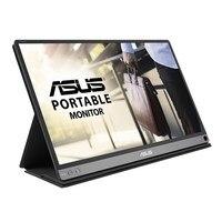 ASUS MB16AC Portable Computer USB Monitor15.6 inch Full HD Hybrid Signal Solution USB TypeC Flicker Free Blue Light