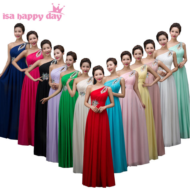 Party Red One Shoulder Bridesmaid Brides Maids Dresses Plus Size - What is invoice payment plus size online stores