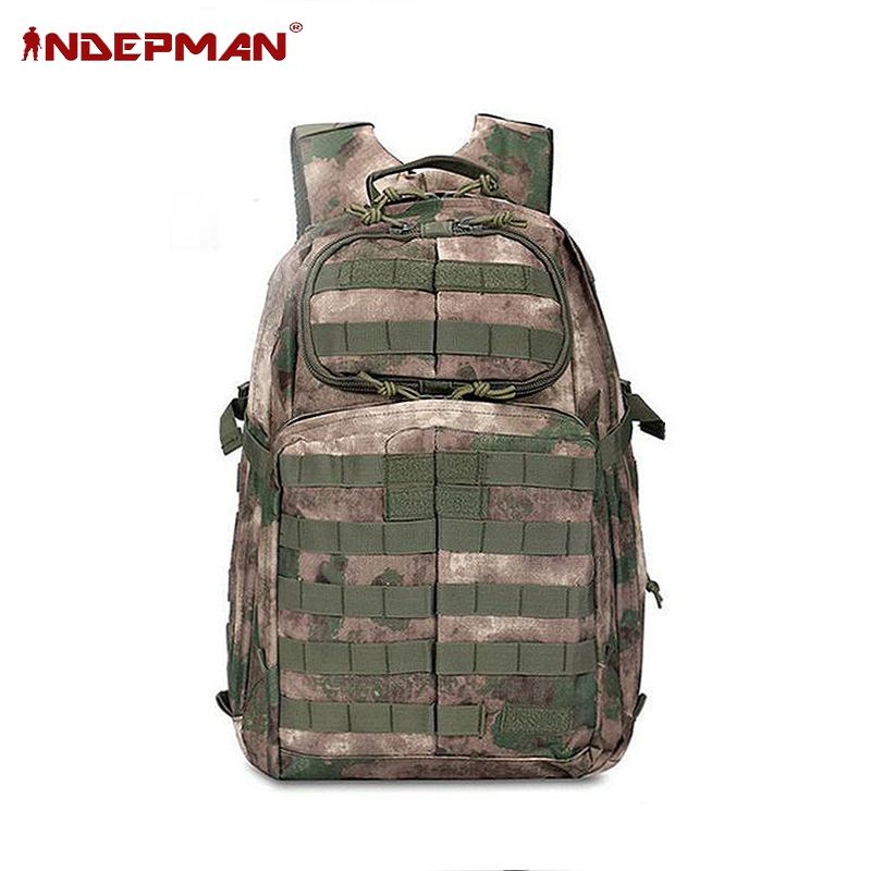 ФОТО 2017 New Military Tactical Molle Backpack Men and Women Sport Outdoor versatile Rucksacks Camping Hiking Traveling Bag