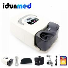 BMC GI CPAP מכונה עם האף מסכת אדים מסנן צינור תיק נשימה ניידת מכשירי הנשמה לדום נשימה בשינה נחירות