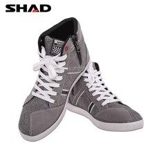 Обувь в байкерском стиле для мужчин и женщин; ботинки в байкерском стиле для верховой езды; обувь для мужчин; обувь с локомотивом; гоночные ботинки для мотокросса
