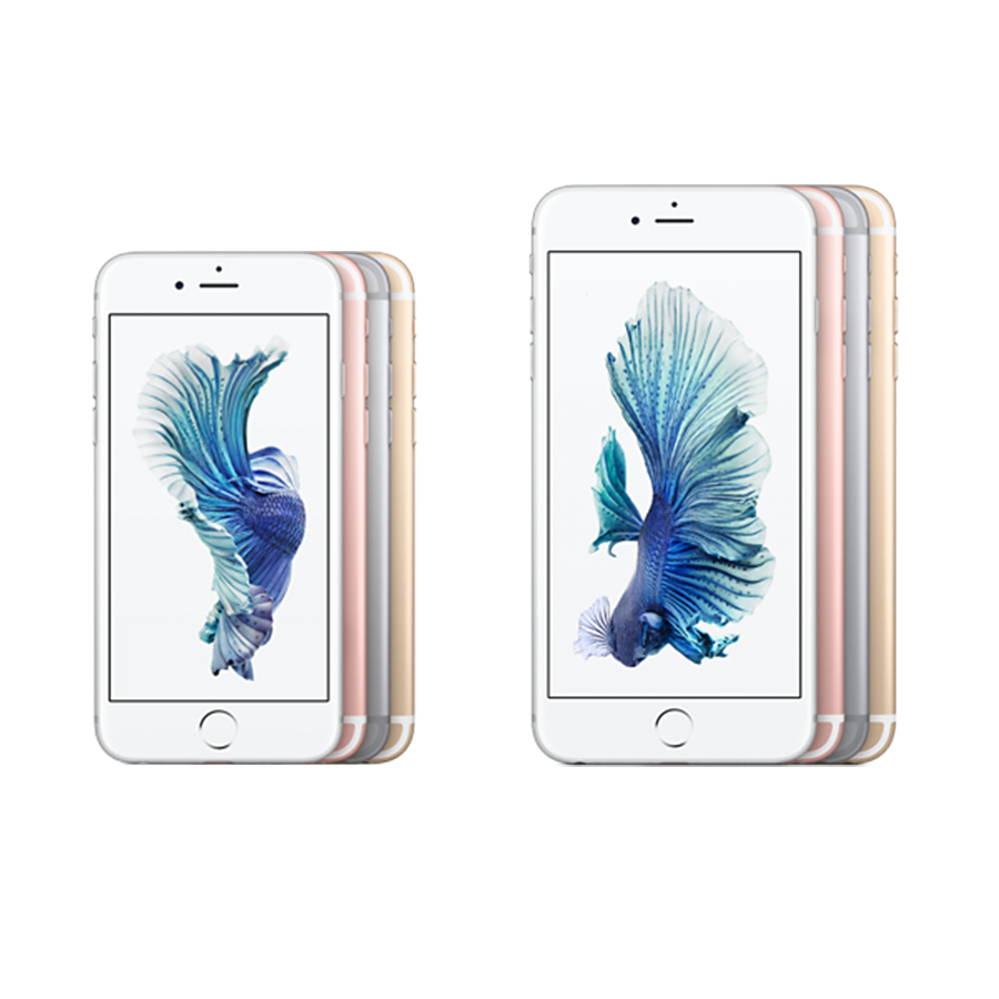 Купить с кэшбэком Original unlocked Apple iPhone 6S/ 6s Plus Cell phone 2GB RAM 16/64/128GB ROM  Dual Core 4.7'' / 5.5'' 12.0MP iphone6s LTE phone