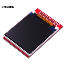 EYEWINK 10pcs/lot 1.44 inch Serial 128*128 SPI Color TFT LCD Module Instead of Nokia 5110 LCD Free Shipping