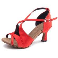 New Arrival Women's Tango/Ballroom/Latin Dance Dancing Shoes Heeled Salsa Professional Dancing Shoes For Women Girls Ladies