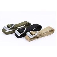 Warhead Beads Luo Waist Belt High Strength Nylon Out Door Eq Uipment Multi Function Sagging Men