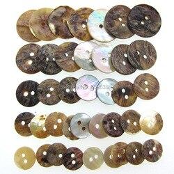 50 шт., жемчужные пуговицы 10 мм, 11,5 мм, 13 мм, 15 мм, 18 мм