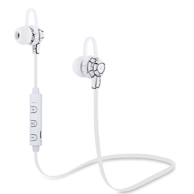 ACLDFH Bluetooth Headset Fone De Ouvido Bluetooth Earphone Audifonos In-Ear Noise Cancelling Wireless Bluetooth Earphone new awei a990bl sports earphone wireless bluetooth headset with microphone stereo music in ear noise reduction fone de ouvido