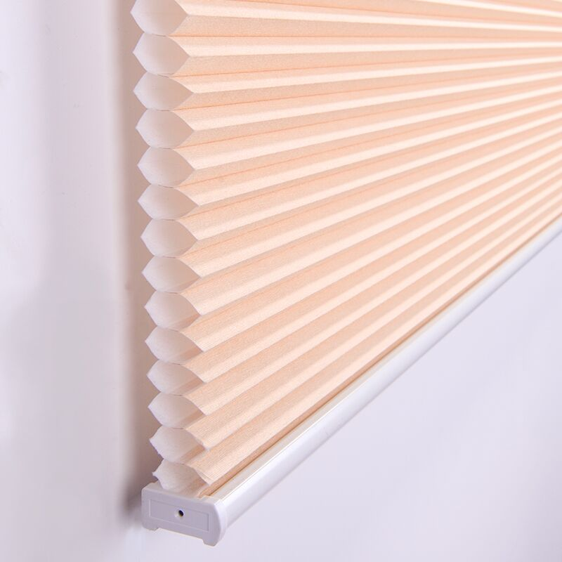 25mm Celluar Shade Honeycomb Blinds With Manual Chain Control