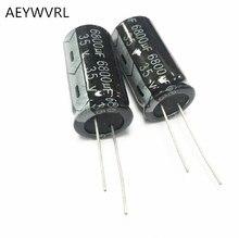 Condensateur électrolytique Radial 35V6800uf, 6800UF, 35V 18x35mm