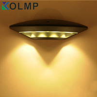 LED Exterior Wall Lamp Outdoor Lights Sconces 12w Led Light Garden Outdoor Wall Lights Modern 100