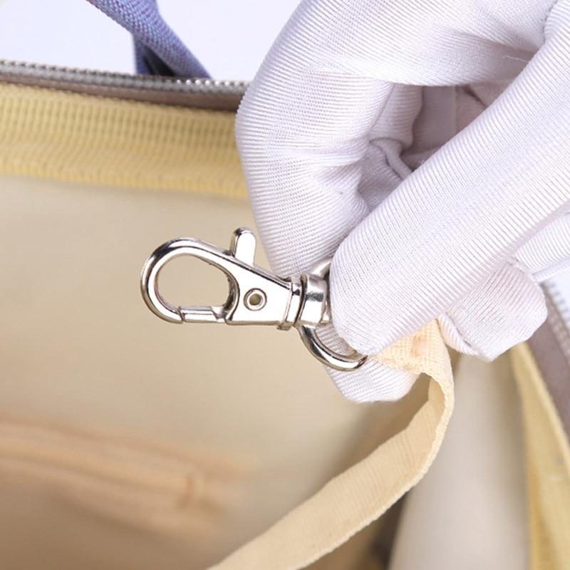 Sunveno marca impermeable bolsa de gran maternidad enfermería bolsa de viaje mochila para bebé mamá cochecito de bebé - 5