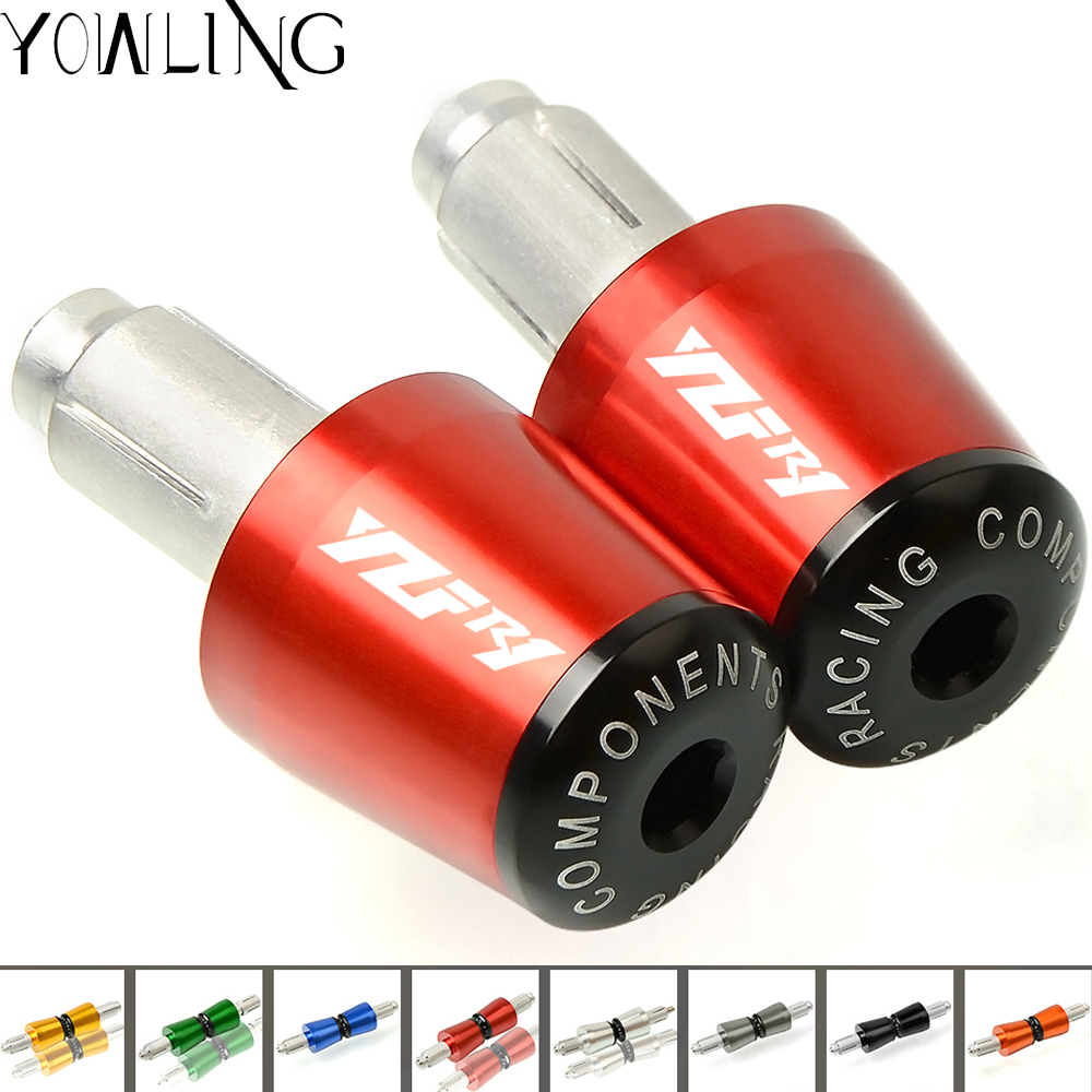 For Yamaha YZF R1 2002 2003 Red CNC Frame Sliders Crash Pads Left Right