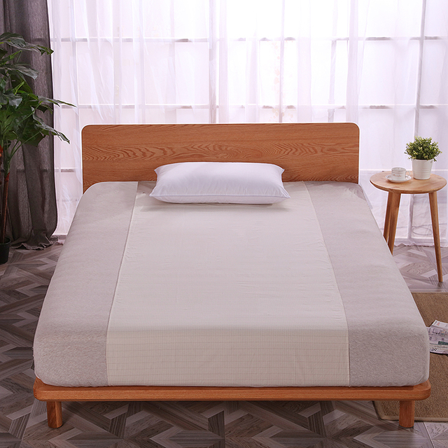 Grounded half bed sheet 90*270cm h