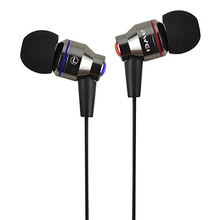 Awei-ES-800i In ear Big Speaker Earbuds Stereo Earphone Sports Earphones with Microphone Noise Cancelling For Phone awei te 800i in ear earphone w microphone for samsung note 2 s3 s4 black
