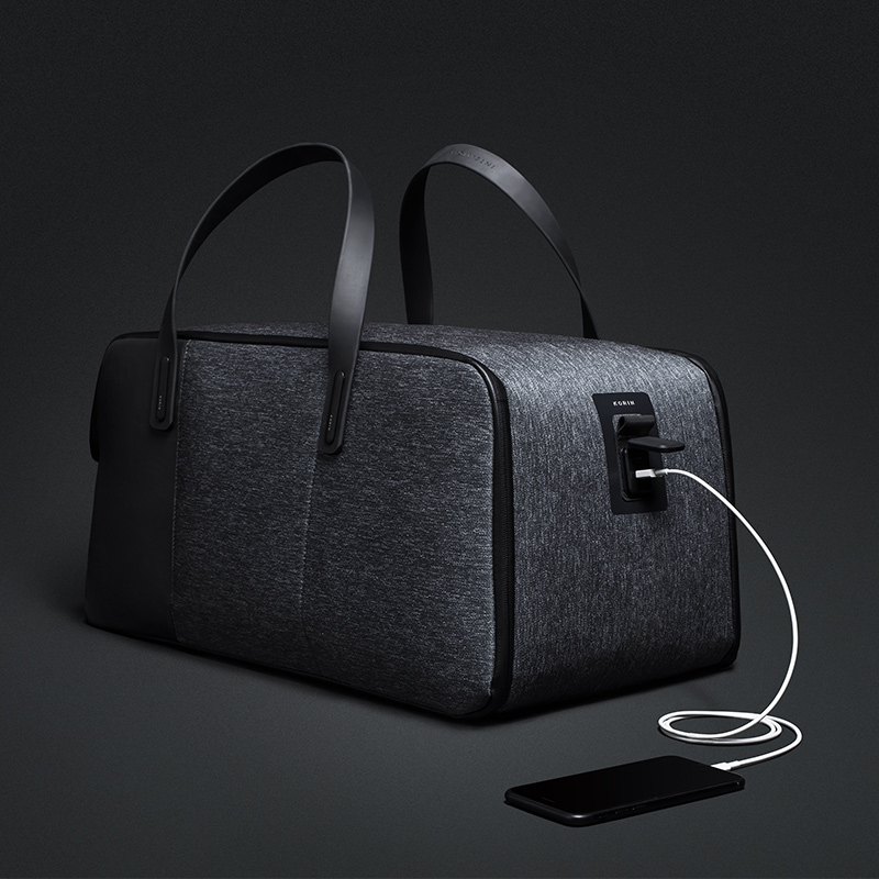 Krion FlexPack   The Best Functional Anti theft Duffle & BackPack Men Travel Bags Fashion Cool Handbag