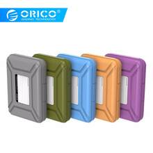 ORICO PHX-35 Simple HDD Protection Box Case Cover for 3.5 Inch Hard Drive Case Waterproof Function Portable Hard Disk Box(China)