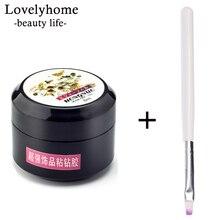 abb09b29ae Buy rhinestone gel glue and get free shipping on AliExpress.com