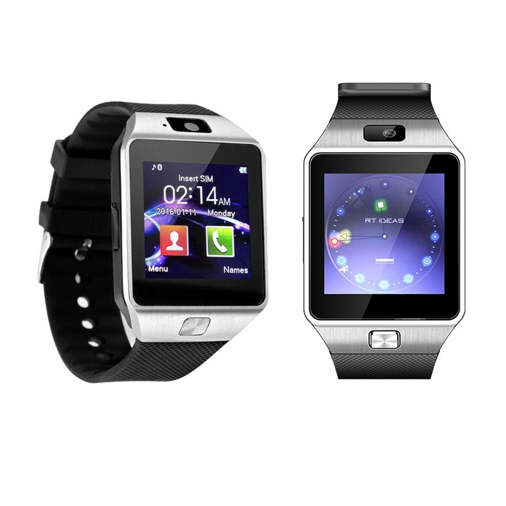 Bluetooth Smart Watch Smartwatch SN02 Android Phone Call Relogio 2G GSM SIM TF Card Camera for Sony Xperia XZ Z5 Z3+ Z3 Z2 Z1