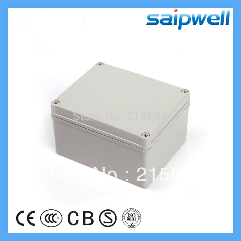 2015 waterproof box plastic ABS switch box IP66 junction box electronic box 140 170 95mm DS