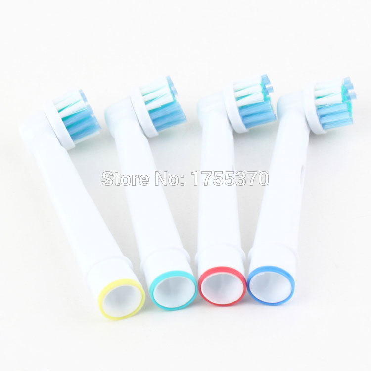 4Pcs Oral Hygiene Product soft bristles SB-17A Rotary electric toothbrush heads Replacement brush head