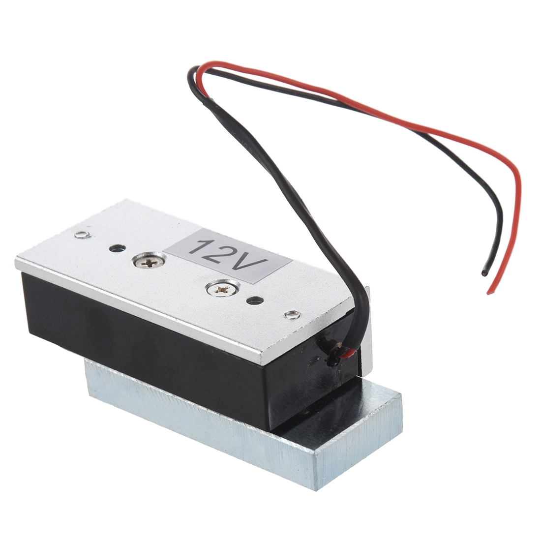 Wholesale 60kg 130LBs Holding Force Electric Magnetic Lock for Door Access Control System Electromagnet Fail-Safe NC Mode new arrival 1000 kg 2200lb holding force electric shear magnetic lock for access control or intercom system