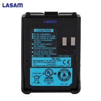 LASAM for kenwood th f6 th f6a DC 7.4 V 2000mah Rechargeable li ion PB 42L battery for th f7 th f7e portable walkie talkie radio