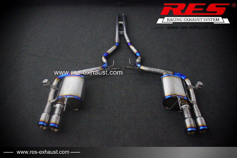 Car Exhaust Res Racing For Ford Mustang 50 Cheap Systems: Mustang 5 0 Exhaust Systems At Woreks.co