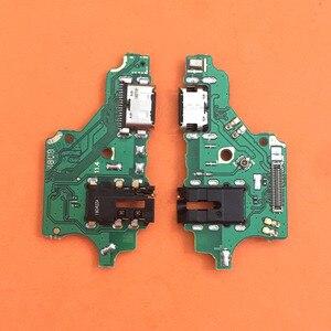 Image 2 - 10 pçs/lote para huawei p20 lite p20lite placa de carga usb doca porto plug conector carregamento cabo flexível
