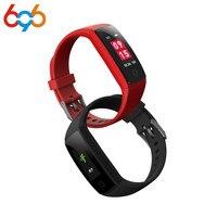 696 V10 Smart Wristband Smart Bracelet Sleep Tracker Fitness Bracelet Blood Pressure Heart Rate Monitor English