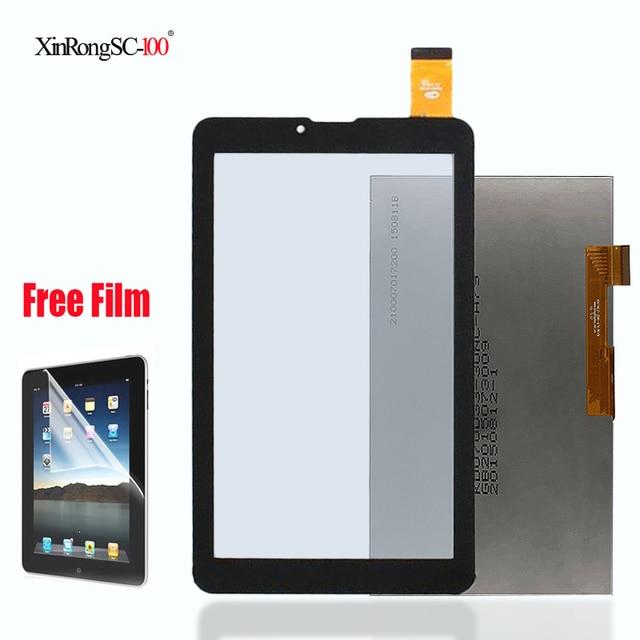 """Новый ЖК-дисплей Дисплей сенсорный экран Панель планшета для 7 """"ирбис TZ41/TZ42/TZ43/TZ44/TZ45 /TZ46/TZ47/TZ48/TZ49 3G Tablet стекло Сенсор"""