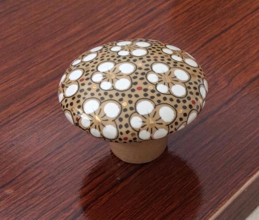 Small floral Knobs Drawer Knobs Handles Kitchen Cabinet Pull Handle Knobs Dresser Handles Decorative Hardware