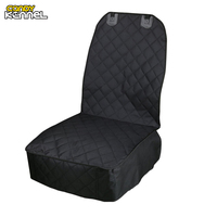 CANDY KENNEL 600D Oxford PP Cottpn Pet Dog Cat Car Front Seat Anchors Waterproof Non Slip