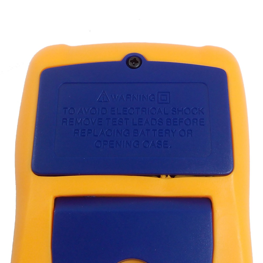 Multimetras A6243L 3 1/2 Kondensatoriaus matuoklis Induktyvinis LC - Matavimo prietaisai - Nuotrauka 5