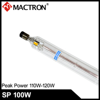 1 pcs Of High Quality Metal Head 1450MM Length Long Lifetime 100w Co2 Laser Tube Warranty 6 Months