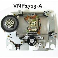 VNP1713 Original para PIONEER Lente Do Laser DVD com Mecanismo VNP1713-A VXX2653 VXX2658 DV-S10A DV-AX10