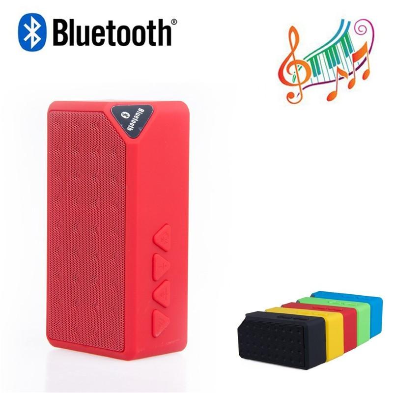 Bluetooth Speakers Wireless Bluetooth Speaker Mini Portable Magic Cube Bluetooth Speaker Bass blue normal 1