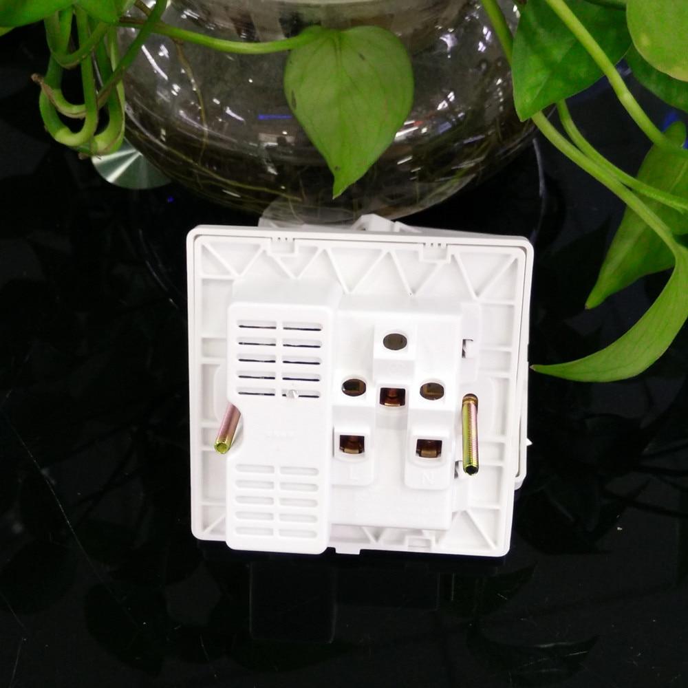 Tolle Wie Man Elektrischen Schalter Und Steckdose Installiert ...