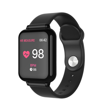 Hero Band 3 Women B57 Smartwatch Waterproof Sports For Android  iPhone Heart Rate Monitor Blood Pressure Function pk w34 iwo 8