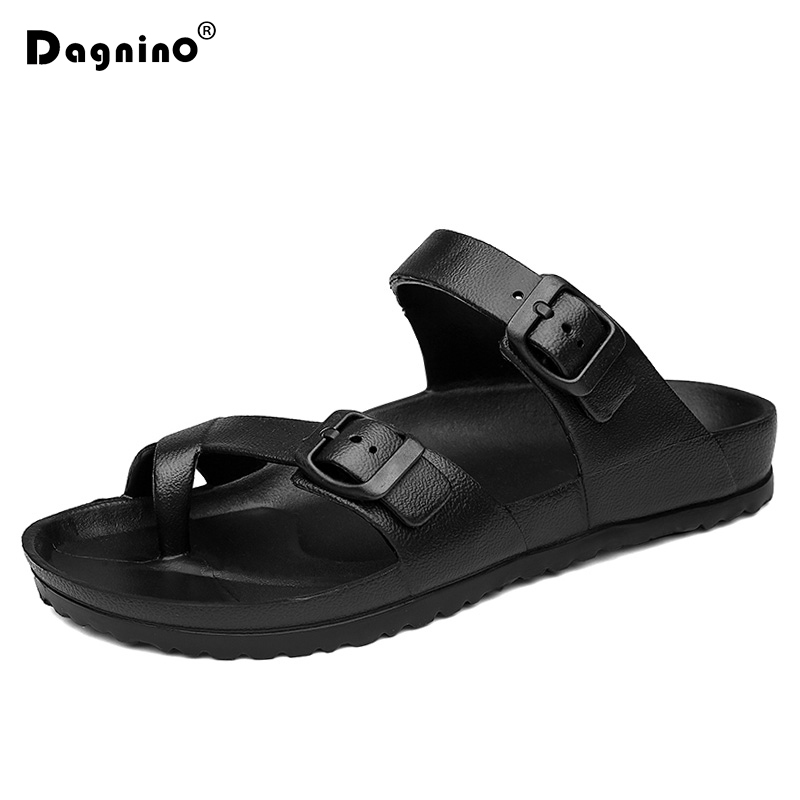 DAGNINO Summer Women Cool Slippers Shoes Fashion Flip Flops Sandals Female Water Upstream Lady Slides Cork Big Size 36-45 covoyyar 2018 fringe women sandals vintage tassel lady flip flops summer back zip flat women shoes plus size 40 wss765