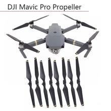 8Pcs DJI Mavic Pro Propeller 8330 Quick Release Propeller Folding Blade 8330F Props for Mavic Pro Camera Drone Part Accessories все цены