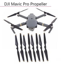 Buy 8Pcs Propeller 8330 Quick Release Propeller Folding Blade 8330F Props for Mavic Pro Camera Drone Accessories for DJI Mavic Pro directly from merchant!