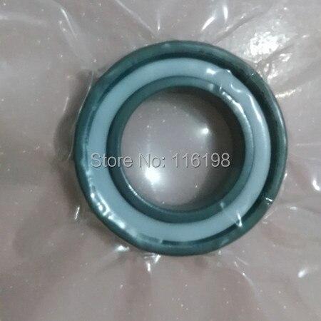 7005 7005CE SI3N4 roulement à billes à contact oblique en céramique 25x47x12mm