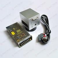 10W/20W/30W Fiber Laser Galvanometer Scanner Head 10MM Input Aperture With DC Power Supply
