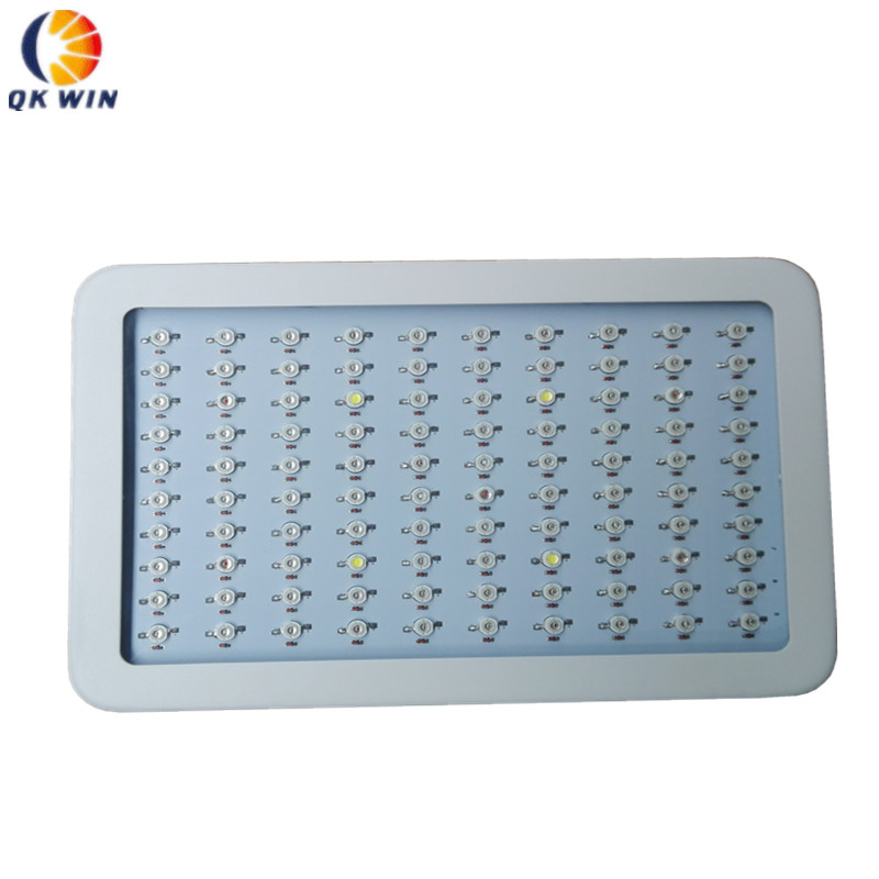 Hotsale mini 300W LED plant Grow Light Full Spectrum 100x3W For Indoor Plants Flowering And Growing freeshipping hotsale 100