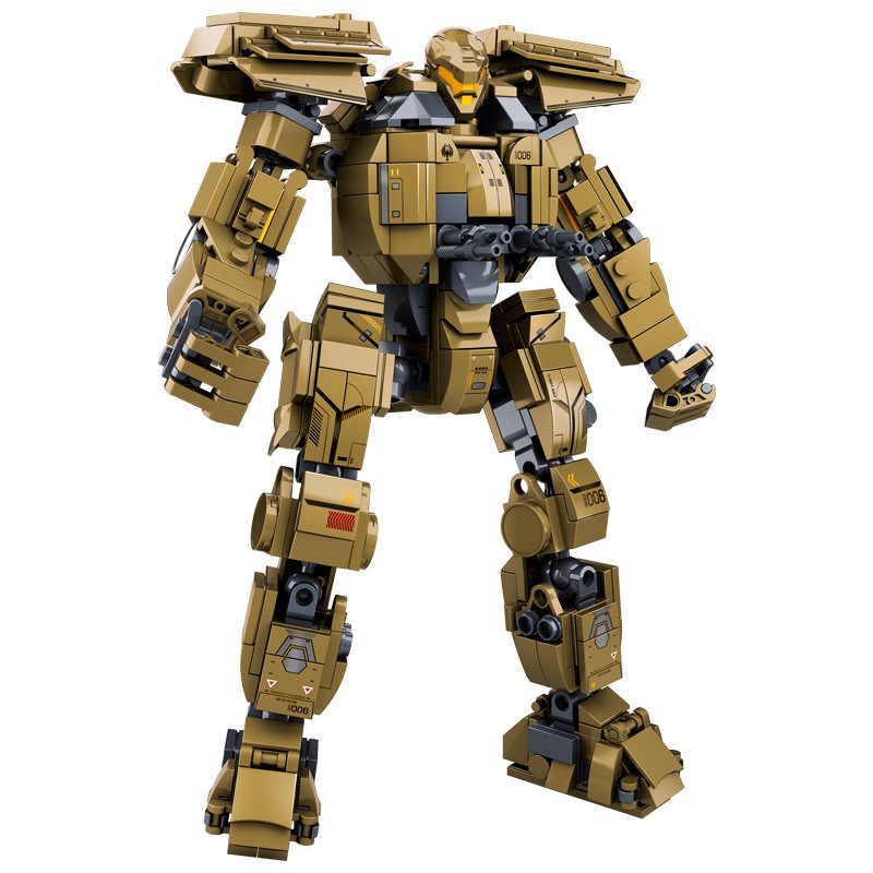 Инопланетяне против Хищника мех модель строительные блоки кирпичи фильмы Классические игрушки для детей подарки на день рождения совместимые Legoings