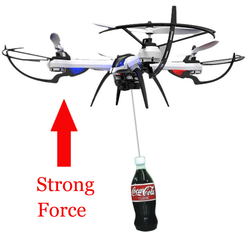 ФОТО No Camera Streamline Cool Drone Tarantula JJRC H16 RC Quadcopter High Speed Helicopter YiZhan X6 RTF 2.4Ghz Strong Pull-Up Force